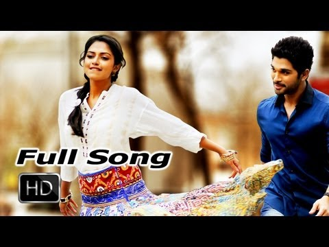 Iddarammayilatho Movie | Run Run DSP Mix Full Song | Allu Arjun Amala Paul
