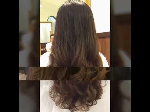 Cushion Setting Hair Youtube