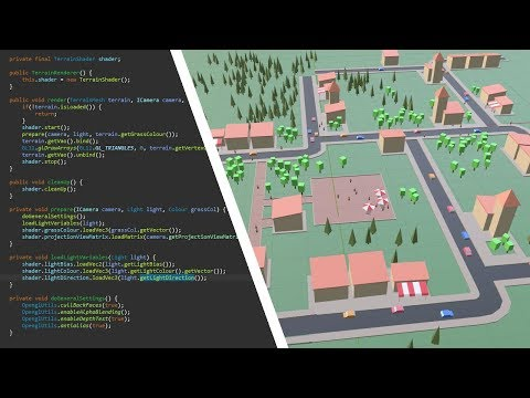 Programming a City-Building Game from Scratch!
