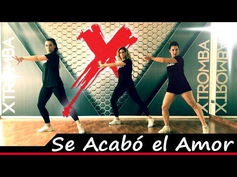 Se Acabó el Amor - Abraham Mateo, Yandel, Jennifer Lopez (XTROMBA) choreography