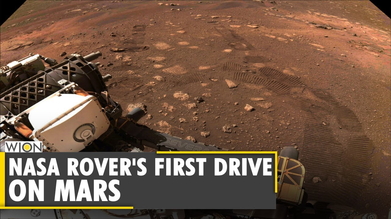 Mars rover Perseverance takes first spin on surface of red planet | World | WION News - WION