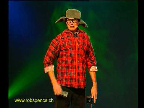 Download Youtube: Rob Spence visual comedy sketches