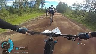 Cykelvasan 2018 Start-Mångsbodarna