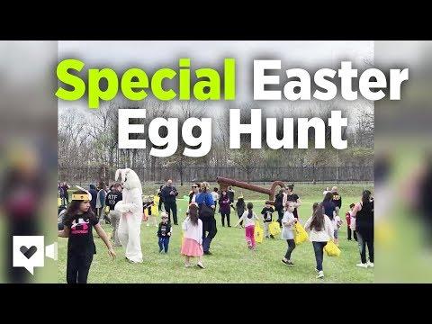 Kat Jackson - Special Easter Egg Hunt
