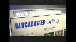 Blockbuster Online Commercial Circa 2006