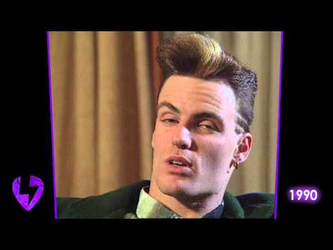 Vanilla Ice: The Raw & Uncut Interview - 1990
