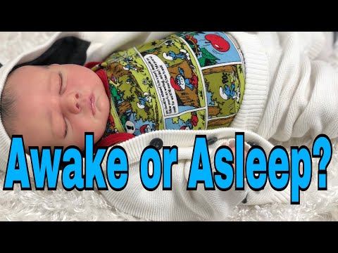 Dolls Eyes  Really Open & Close! Lifelike Reborn Baby Doll