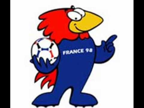 Mascotes da Copa - YouTube 2e807f68395bf