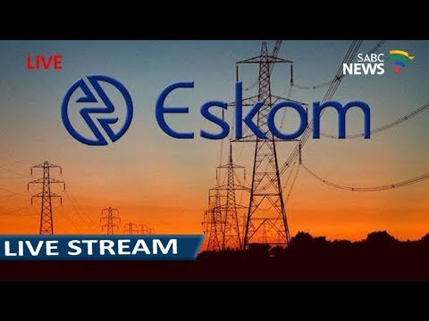 Eskom's state of the system briefing