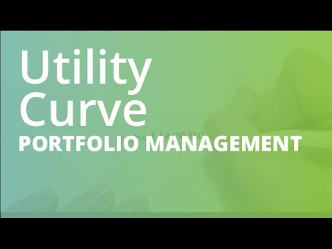 Utility Curve - Markowitz Portfolio Theory   Portfolio Management (FINC201)