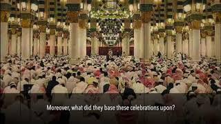 Video The Origins of the Mawlid by Shaykh 'Abdulmuhsin ibn Hamad al-'Abbād حفظه الله download MP3, 3GP, MP4, WEBM, AVI, FLV April 2018