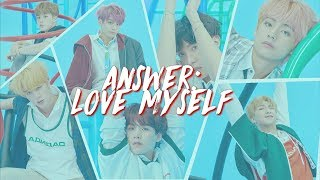 [RUS SUB] BTS - Answer: Love Myself