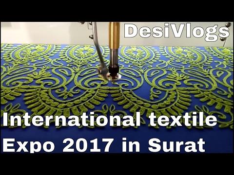 Surat International Textile Expo 2017
