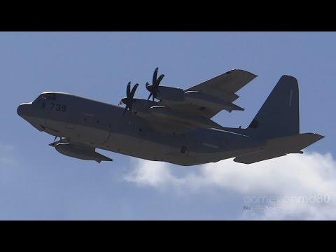 US Marines Departure   Lockheed KC-130J Hercules   Nassau,Bahamas