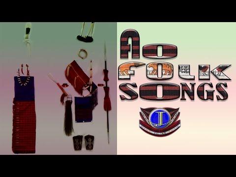 Ao Naga Folk songs by I.Rongsentemjen Aier
