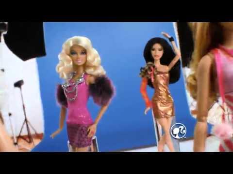 Bup be Barbie thoi trang dao pho (2)