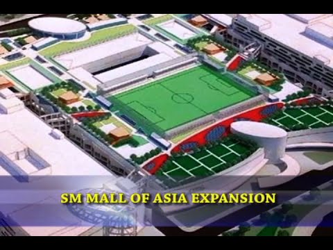 Bizwatch -  SM Mall Of Asia Expansion