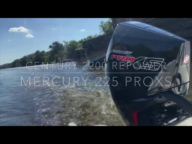 Century 2200 WA Repower