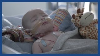 Children's lives in the balance at NHS paediatric intensive care unit | This is the NHS