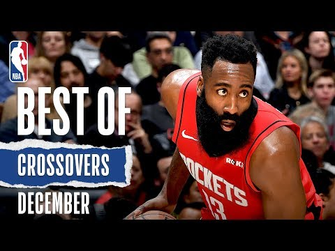 NBA's Best Crossovers   December   2019-20 NBA Season