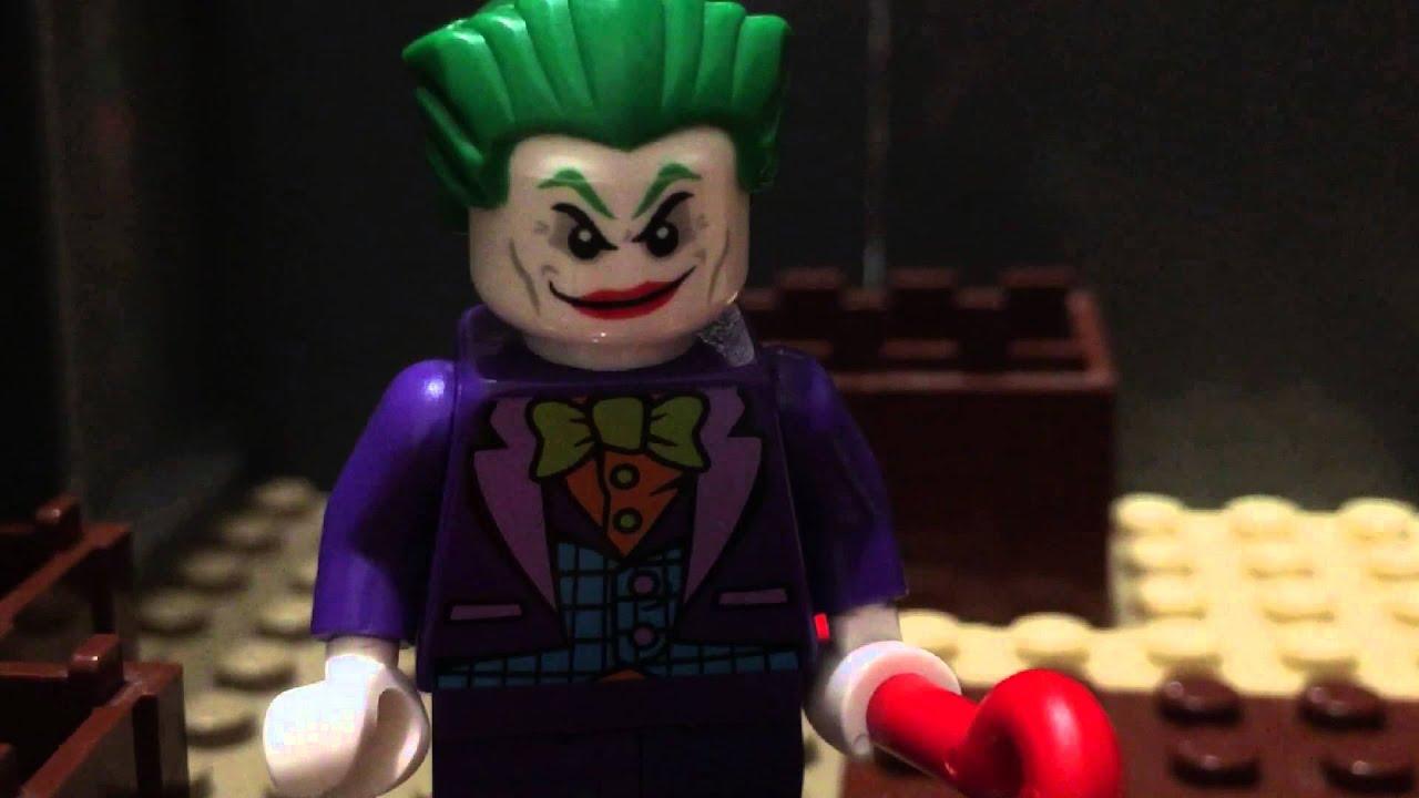 lego batman death of jason todd robin youtube