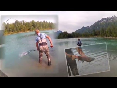 Kenai Alaska Fishing Lodges & Charters Video 907-335-2001
