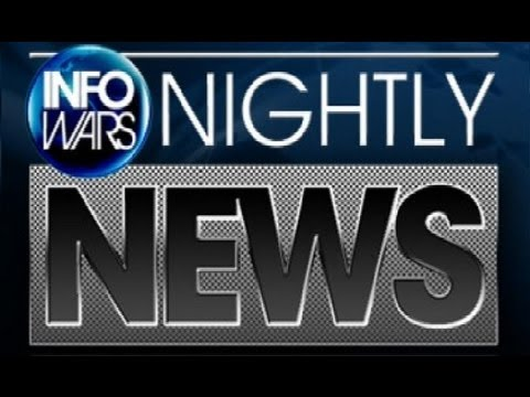 INFOWARS NIGHTLY NEWS | Aaron Dykes Breaks Down 'Whole Foods' GMO Deception (10/2/2012)