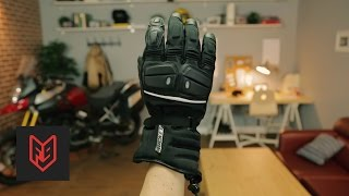Best Rain and Cold-Weather Motorcycle Gloves