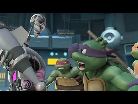 Dimensional Problems - Teenage Mutant Ninja Turtles Legends |