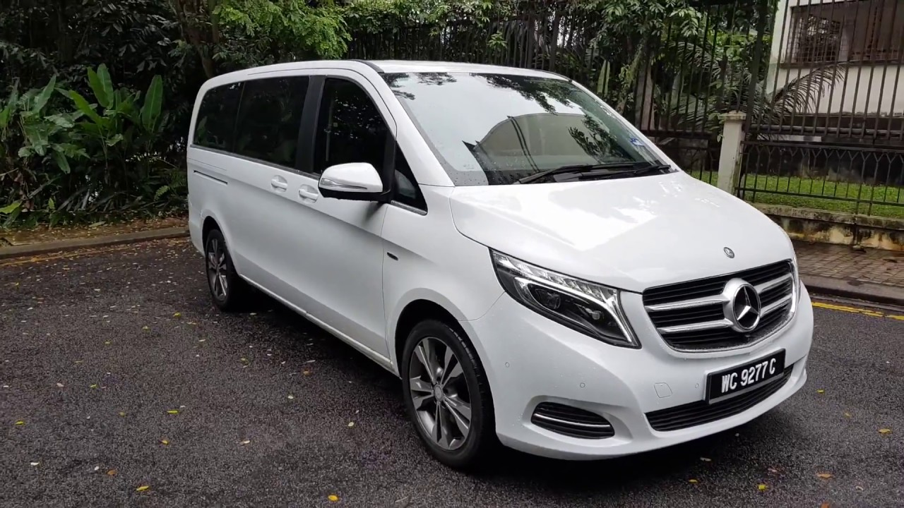 2018 Mercedes Benz V Class Full In Depth Review Evomalaysia Com