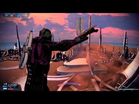 Mass Effect 3 - Тессия, однако!