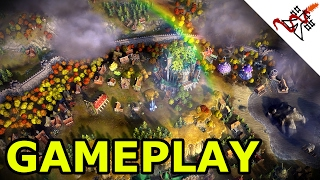 Eador. Imperium - GAMEPLAY [Mix of Civilization 5 & Heroes of Might and Magic]