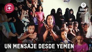 Venta de armas españolas a Arabia Saudí. Mensaje desde Yemen #Decisionesquematan