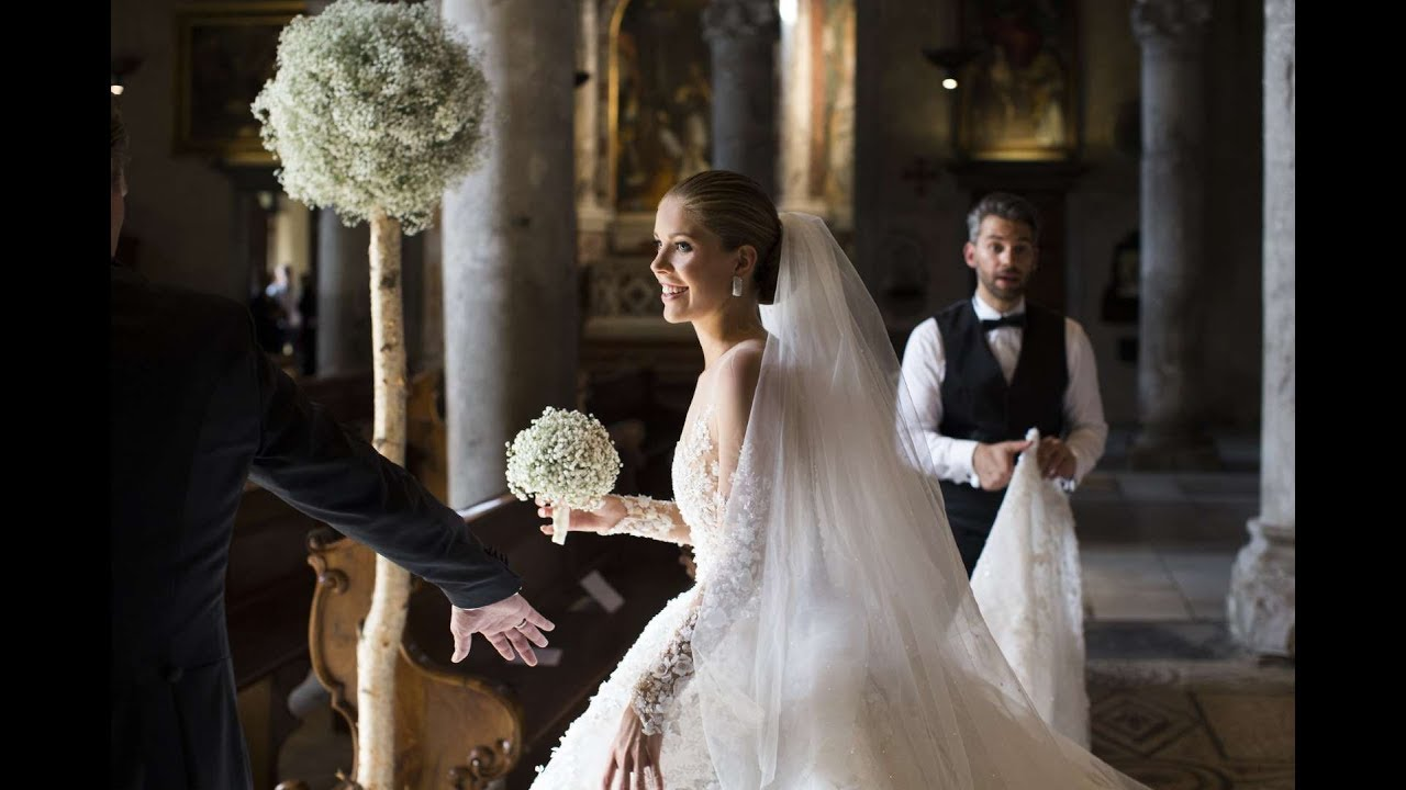 Most Expensive Wedding Dress: This Swarovski Heiress's