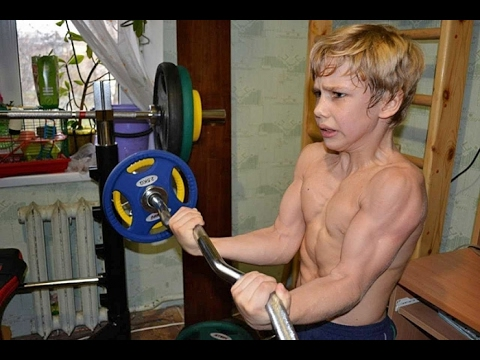 The Strongest Kids In The World 2017!! Must watch