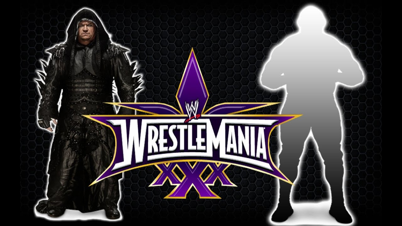 The Undertakers WrestleMania 30 Opponent? - YouTube