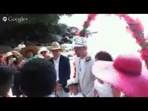 Un matrimonio alle Seychelles