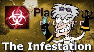Plague Inc: Custom Scenarios - The Infestation