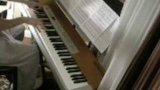 Repeat youtube video Pirates of the Caribbean Piano (Part 1/2)