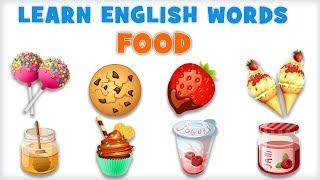 Food - Pre School | Learn English Words Spelling Video For Kids
