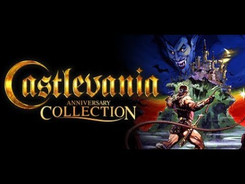 Castlevania Anniversary Collection Part 1: The Crusades Have Begun! |
