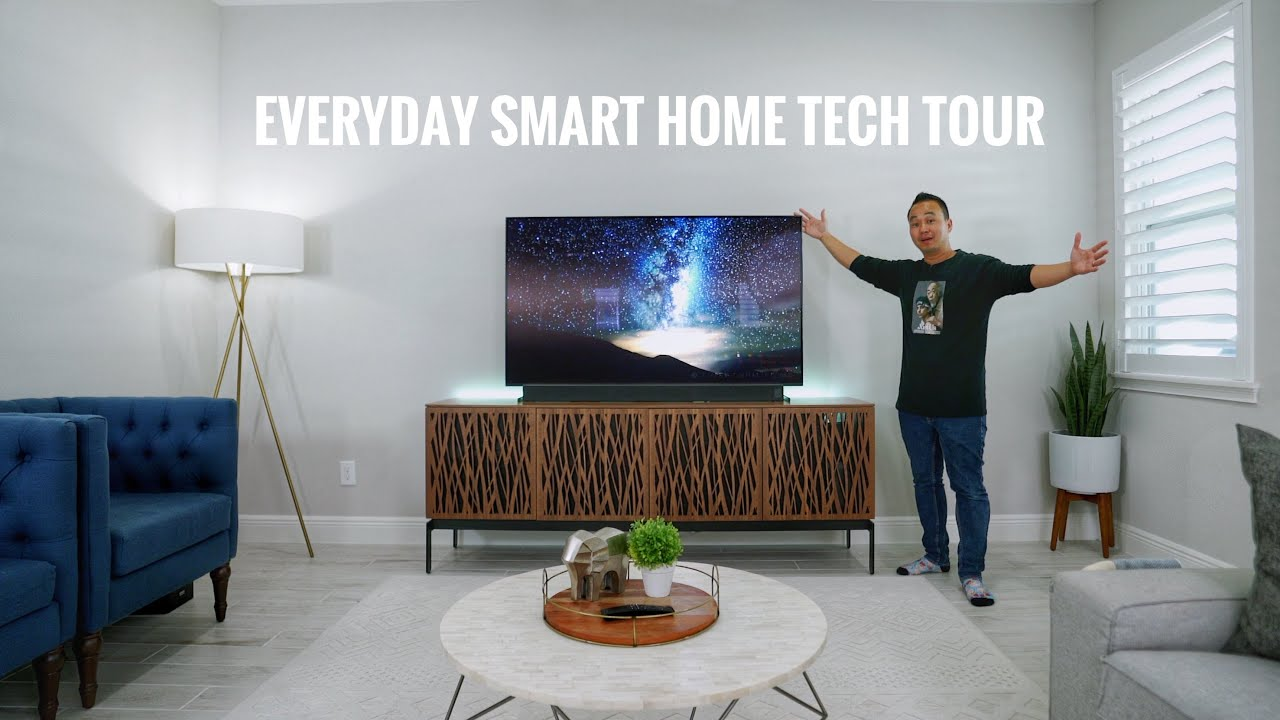Ultimate Smart Home Tech Tour Everyday Edition 110.10 1101019