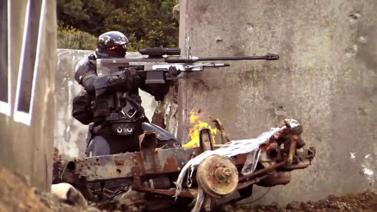 Halo Landfall Sabaton Hill 3234 Youtube