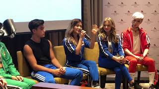 NOW UNITED in Manila, Philippines! (Full Presscon)