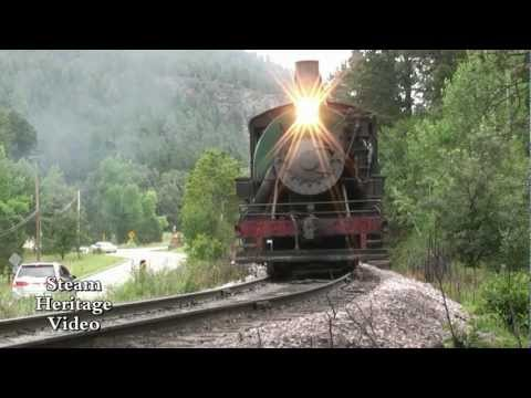 The 1880 Train in HD
