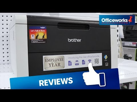 Brother Wireless Colour Laser Printer HL-3170CDW Overview