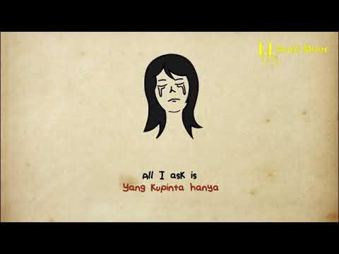 Adele   All I Ask   Lyrics Animation Terjemahan Indonesia   YouTube