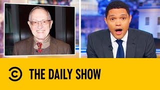 Trump Has Hired O.J. Simpson's Lawyer For The Impeachment Trial | The Daily Show With Trevor Noah