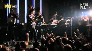 [LIVE HD] Poncho - Please Me @ MSTRPLN (23.12.2011) [IFSS]