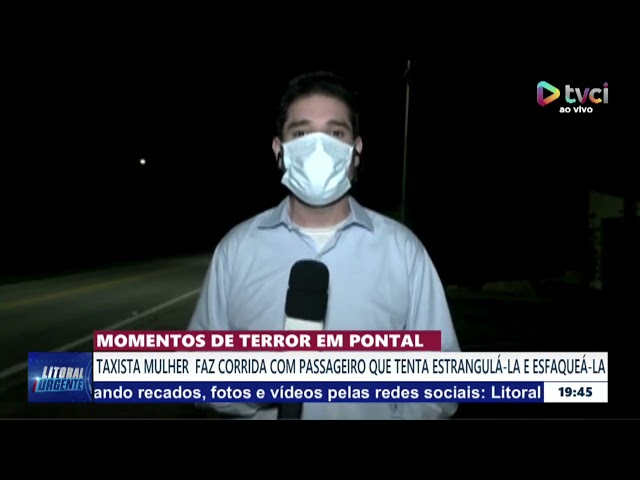 MOMENTOS DE TERROR EM PONTAL